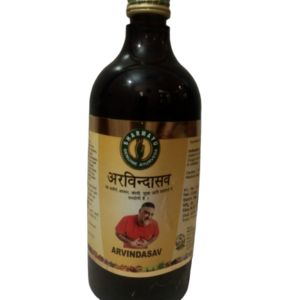 ARVINDASAVA   450ML (SHARMAYU)